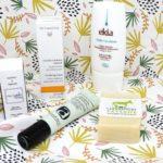 Concours : 5 produits cosmétiques naturels à gagner !!