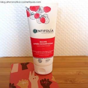 apres shampooing centifolia nuobox