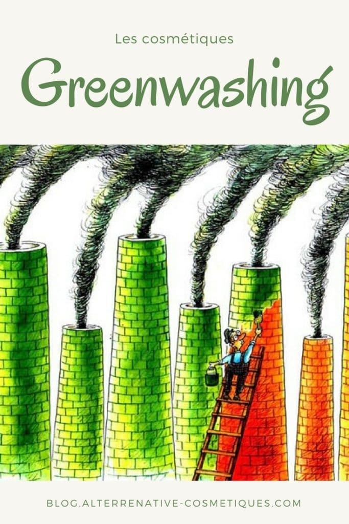 cosmetiques greenwashing