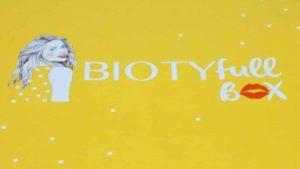 Read more about the article [ Revue ] La biotyfull box de Janvier 2016 : avis mitigé !