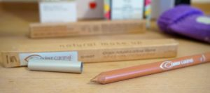 crayon yeux levre couleur caramel biotyfull box