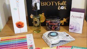 Read more about the article [Revue] La biotyfull box de Noël – Décembre 2015