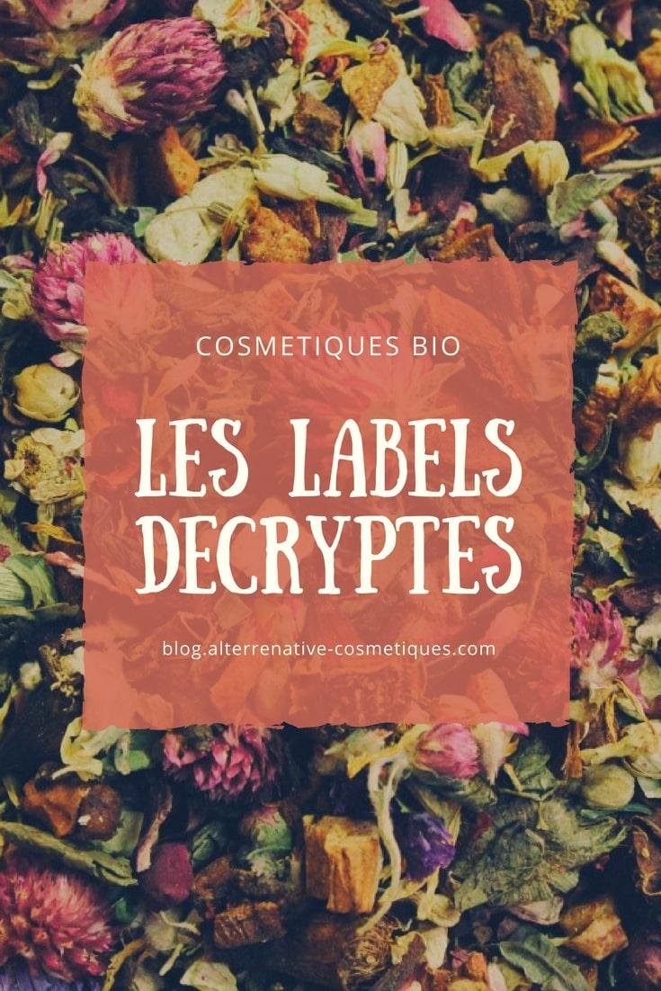 les labels bio décryptés
