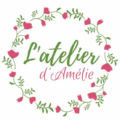 logo l'atelier d'amélie
