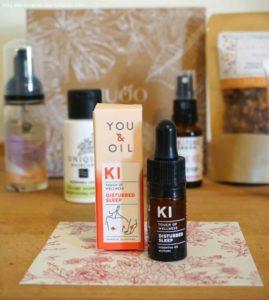 huiles essentielles you & oil nuoo box